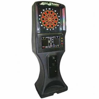 Dart Machines and Coin Operated Dart Games