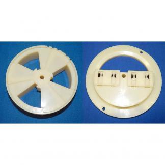 Deep Adjustable Vending Wheel Brush Housing Set For Northwestern Vendors | moneymachines.com