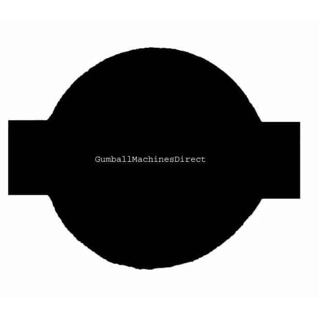 Delulxe A & A PN95 & PM Elite Vendor Standard Lock and Key Receiver | moneymachines.com
