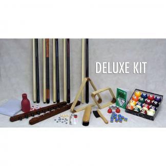 Deluxe Pool Table Accessory Kits | moneymachines.com