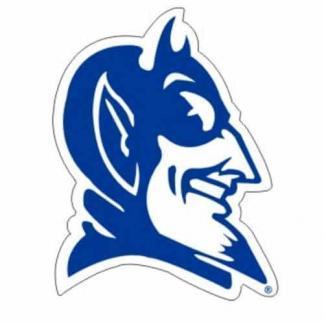 Duke Blue Devils College Logo Game Room Accessories