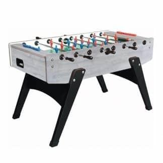 Garlando G-2000 Grey Oak Foosball Table   26-7881   moneymachines.com