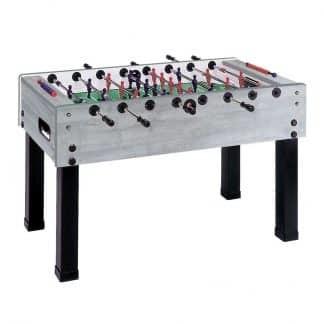 Garlando G-500 Grey Oak Foosball Table   26-7914   moneymachines.com