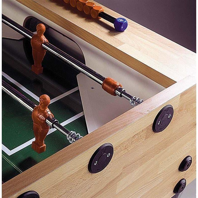 Garlando G-5000 Wood Grained Foosball Table Men | moneymachines.com