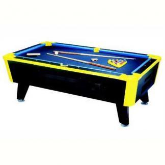 Great American Recreation Neonlites Glow In The Dark Home Pool Table | moneymachines.com