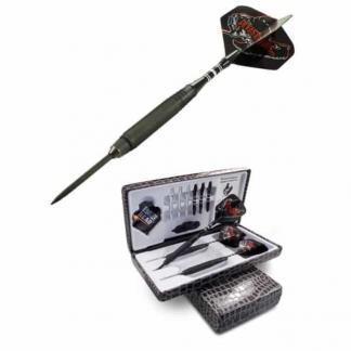 Hammer Head Devastators Smooth Barrel Black Steal Dart Set | moneymachines.com