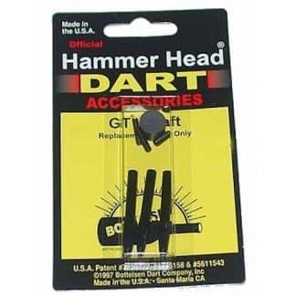 Hammer Head GT1250BK Replacement Long Black Shafts | moneymachines.com
