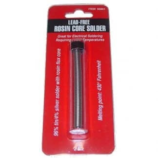Lead Free Rosin Core Solder For Electronic Work | moneymachines.com