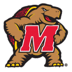 Maryland Terrapins College Logo Game Room Accessories