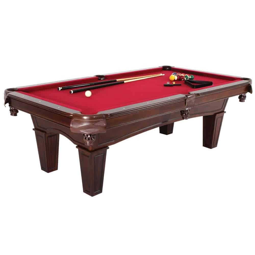 Minnesota Fats 7.5' Fullerton Billiard Table | MFT901-TBL | moneymachines.com