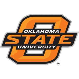 Oklahoma State Cowboys College Logo Game Room Accessories