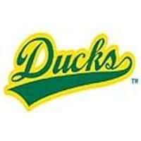 Oregon Ducks College Logo Game Room Accessories