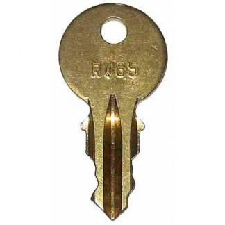 RW85 Wurlitzer Jukebox Key   moneymachines.com