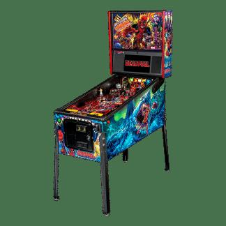 Stern Deadpool Premium Pinball Game Machine | moneymachines.com