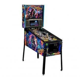 Stern Guardians Of The Galaxy Pro Pinball Game Machine | moneymachines.com