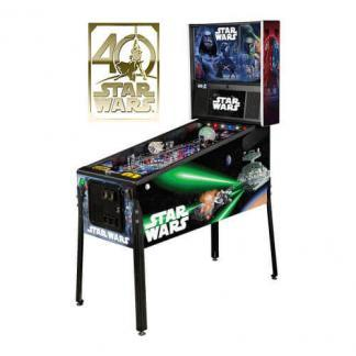 Stern Star Wars Premium Pinball Game Machine | moneymachines.com