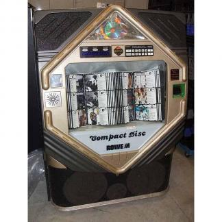 Used Rowe/AMI CD 100E Jukebox Loaded With CDs | moneymachines.com