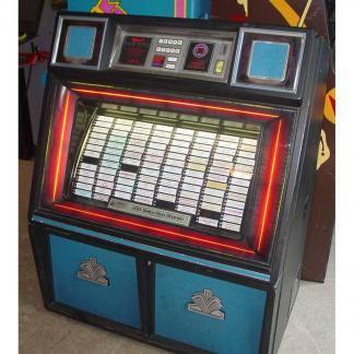 Used Rowe/AMI R-88 45 RPM Jukebox With Records | moneymachines.com