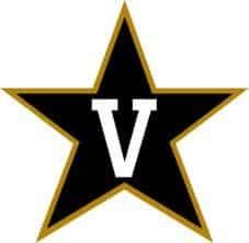 Vanderbilt Commodores College Logo Game Room Accessories
