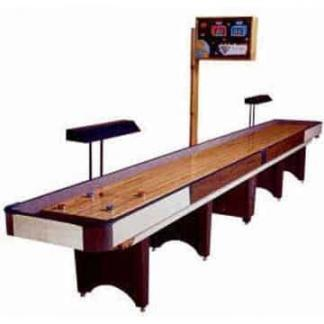 Venture Classic Coin Operated Shuffleboard Table | moneymachines.com