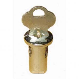 Victor 5/16 Inch Lock With Key | moneymachines.com