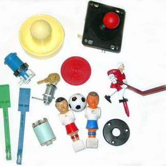 Video Arcade Game Machine Parts and Accessories