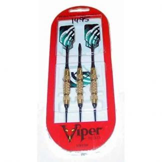 Viper Competition Brass Soft Tip Dart Set   moneymachines.com