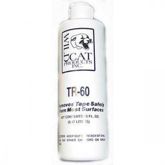 Wildcat TR-60 Tape Residue Remover | moneymachines.com