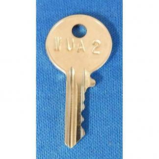 WUA2 Wurlitzer Jukebox Key   moneymachines.com