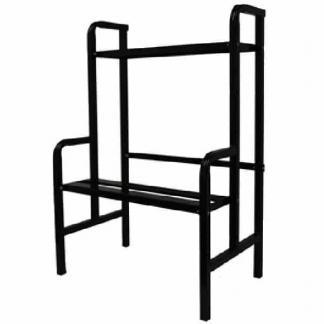 6 Unit Bulk Vending Machine Steel Rack Step Stand | moneymachines.com