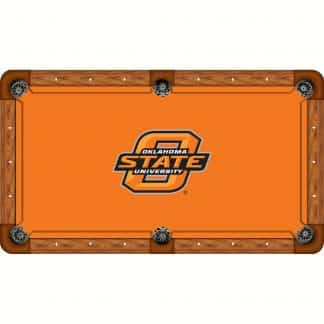 Oklahoma State Cowboys Billiard Table Cloth | moneymachines.com