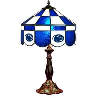 Penn State Nittany Lions Stained Glass Table Lamp | moneymachines.com