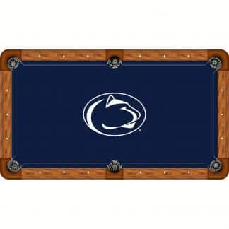 Penn State Nittany Lions Billiard Table Cloth | moneymachines.com