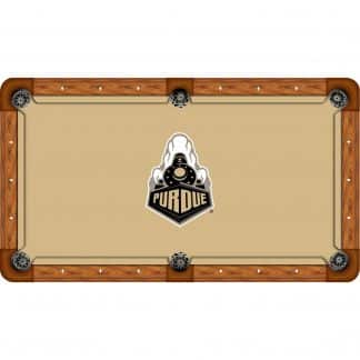 Purdue Boilermakers Billiard Table Cloth | moneymachines.com