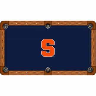 Syracuse Orange Billiard Table Cloth   moneymachines.com