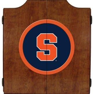 Syracuse Orange College Logo Dart Cabinet   moneymachines.com
