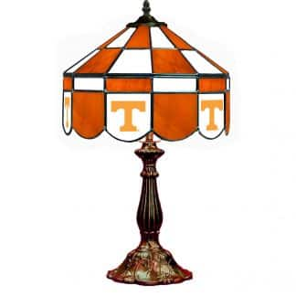 Tennessee Volunteers Stained Glass Table Lamp | moneymachines.com