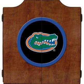 Florida Gators College Logo Dart Cabinet | moneymachines.com