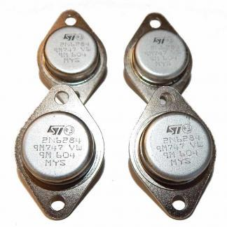 Amplifier Output Transistor #2N6284 For Rowe/AMI Jukeboxes - Matched Set of 4 | moneymachines.com