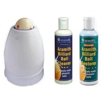 Aramith Ball Cleaning Machine, Billiard Ball Cleaner and Restorer Combo - ARPBC | TPABC | TPABR | moneymachines.com