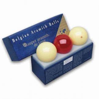 Aramith Carom Super Deluxe Set of 61.5 MM Balls | moneymachines.com