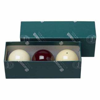 Aramith Premier Carom Set of 2 3/8 Balls | moneymachines.com