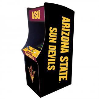 Arizona State Sun Devils Arcade Multi-Game Machine | moneymachines.com
