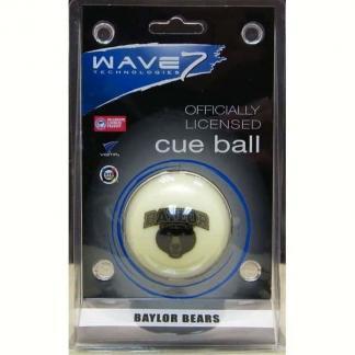 Baylor Bears Billiard Cue Ball | moneymachines.com