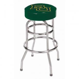 Baylor Bears College Logo Double Rung Bar Stool | moneymachines.com