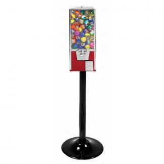 Big Pro 25 Inch Toy Capsule Vending Machine On Heavy Duty Stand | moneymachines.com