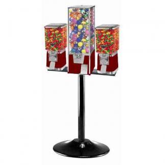 Big Pro Triple Combo Vending Rack Stand | moneymachines.com