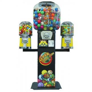 Super Bounce A Roo Vending Machine With Wings | moneymachines.com
