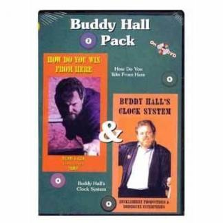 Buddy Hall DVD 2 Pack | moneymachines.com