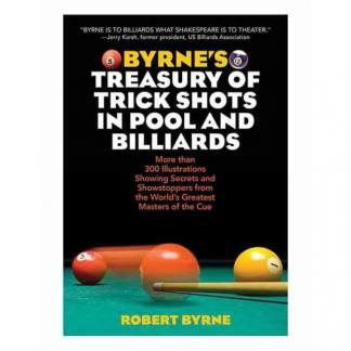 Byrne's Treasury Of Trick Shots In Billiards | moneymachines.com